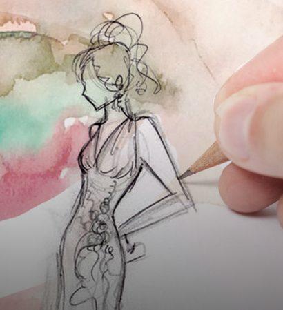 Dibujo de Figurín