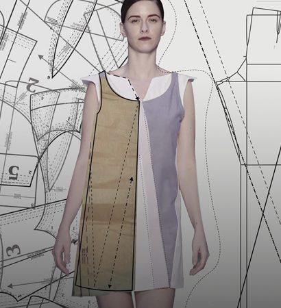 moldería básica, corte y confección - escuela argentina de moda