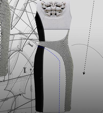 Moldería de Vestidos Experimental – Diseñá a través de la moldería