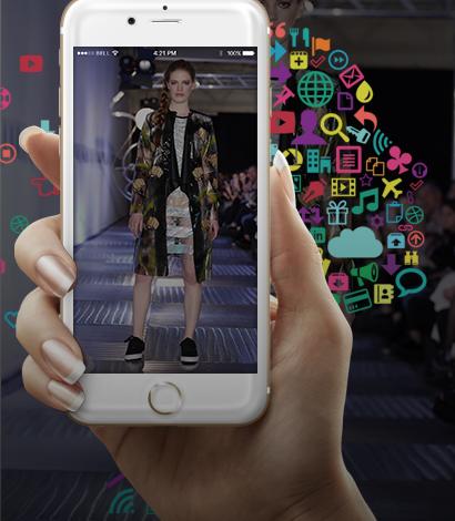 Redes Sociales en Moda