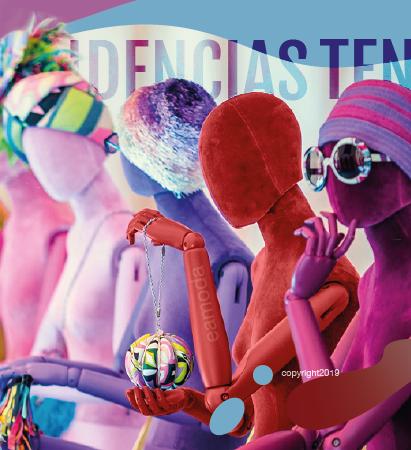 """TENDENCIAS """"CONOCÉ Y ESTUDIÁ EL MUNDO DE LA MODA"""""""