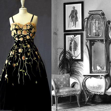 Historia del Arte, Mobiliario y Vestuario