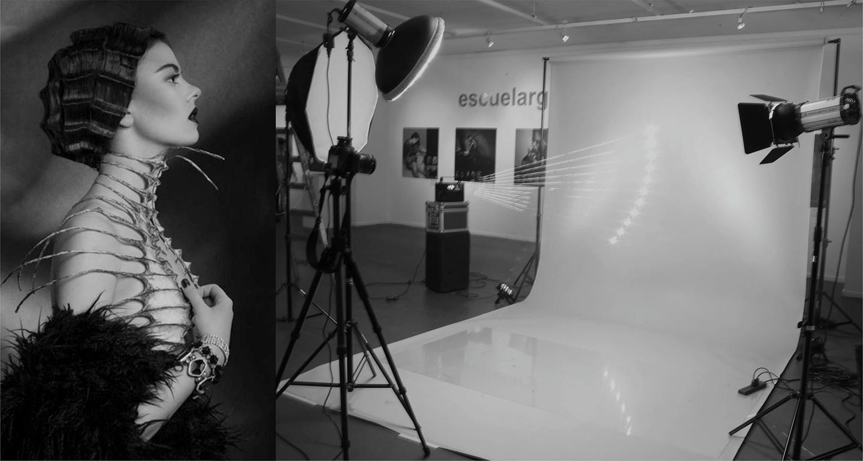 "Workshop de Fotografía de Moda – ""Fondo Figura "", seguí completando tu portfolio profesional"