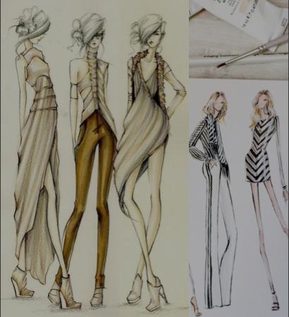 Seminario de Dibujo de Figurín