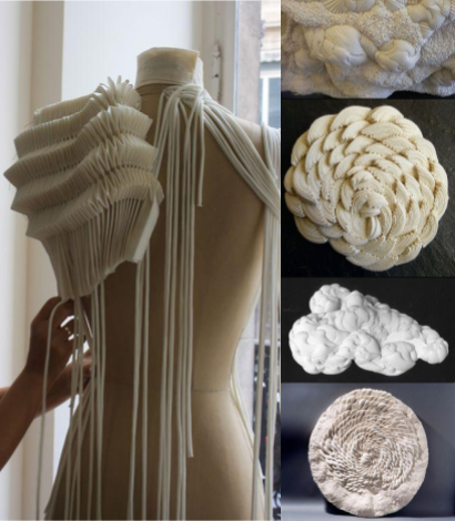 Seminario de Texturación 3D Artesanal – 1 DÍA