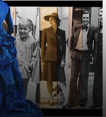 Seminario Historia de la Moda Femenina, Masculina y de Niños