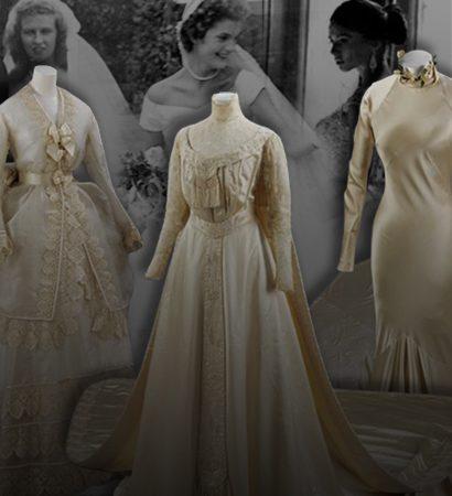 Seminario Historia de la alta costura, vestidos de novia y traje de novio