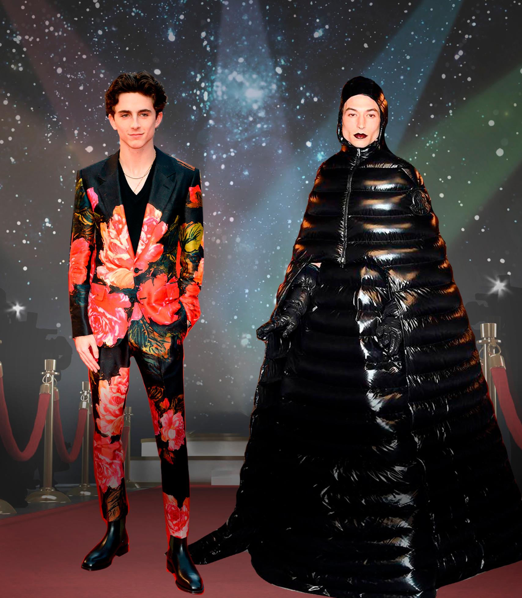 Seminario de Fashion Police, Red Carpet & Fashion Show (Crítico de Moda)