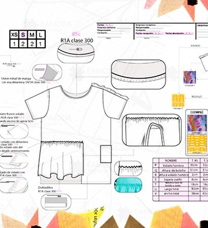 Diseño en Computación de Fichas Técnicas y Geometrales – Virtual